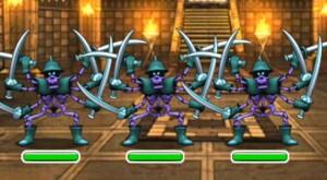DQMSL 攻略,魔獣カニ地獄級,攻略,とくぎ,お勧めパーティー
